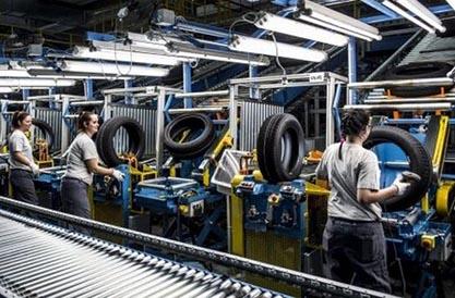 Bridgestone reinicia las operaciones de toda su cadena de producción