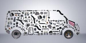 recambio vehiculo comercial