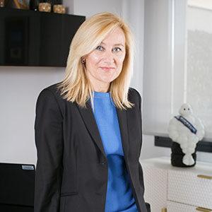 Mónica Rius, directora de comunicación de Michelin