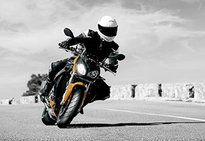 Nuevo neumático ContiRoad para moto
