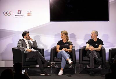 Los «Encuentros Bridgestone» son conversaciones inspiracionales de superación
