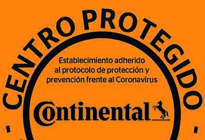 """Continental se suma al sello """"Taller seguro ante el Covid-19"""""""
