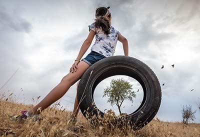 ¿Por qué es importante reciclar los neumáticos para la economía circular?
