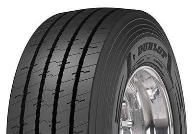 Neumático Dunlop para camión bajo cualquier climatología