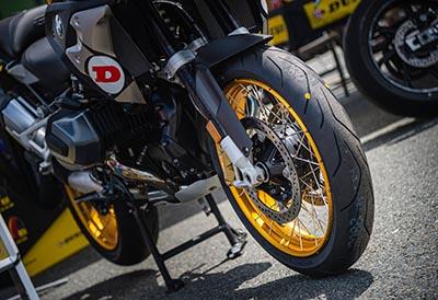 Neumáticos Dunlop de trail para la aventura