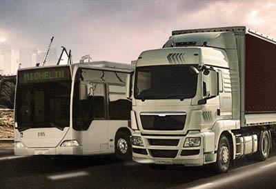 Myportal de Michelin acompaña a los profesionales del transporte