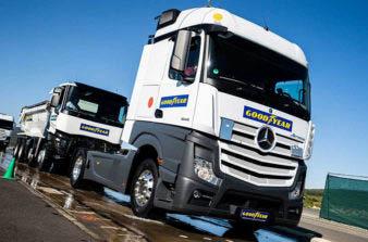 Goodyear amplía la gama de neumático para camión