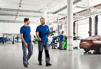 El software de Bosch para taller permite la lectura del kilometraje
