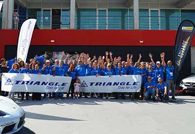 El Club Triangle sigue creciando y suma cien socios