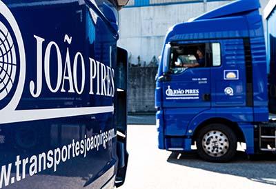 Michelin Effitrailer al servicio de la flota de transportes João Pires