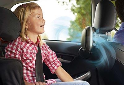 Philips purifica el interior del coche en seis minutos