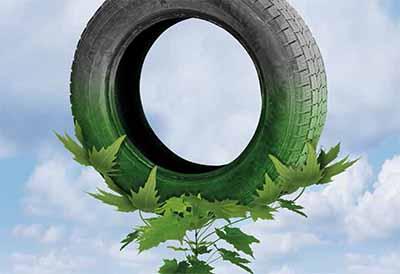 ¿Sabías que se pueden fabricar Eco-Vallas con Neumáticos Usados?