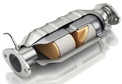 Los riesgos de eliminar el catalizador o convertidor catalítico del automóvil