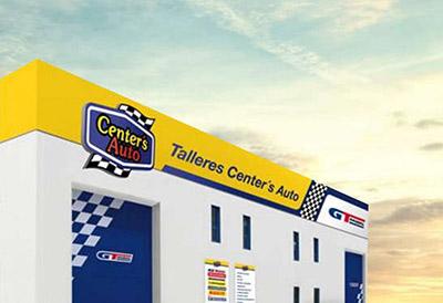 Taller Centers Auto