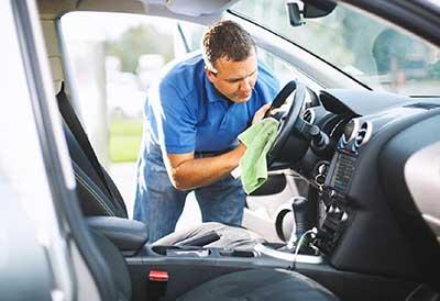 Vulco regala un kit desinfectante por la revisión del vehículo