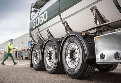 Nueva tecnología de neumáticos Giti Tire para camiones y autobuses