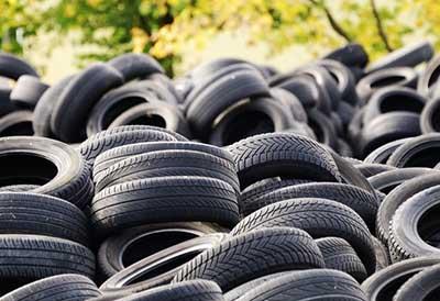 Entra en vigor el nuevo decreto sobre gestión de Neumáticos Fuera de Uso