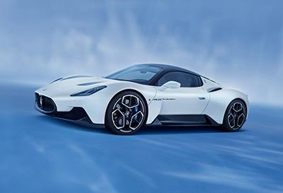 Neumáticos Potenza de Bridgestone para el regreso de los Maserati
