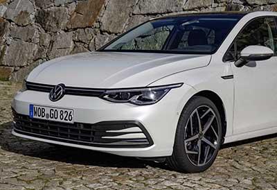 Tecnología Enliten de Bridgestone para el nuevo Golf 8 de Volkswagen