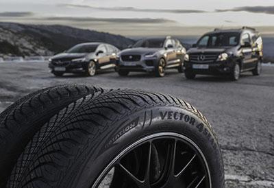 Goodyear mejora su referente en neumáticos Todo Tiempo