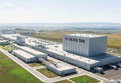 Nexen Tire publica el primer informe de sostenibilidad