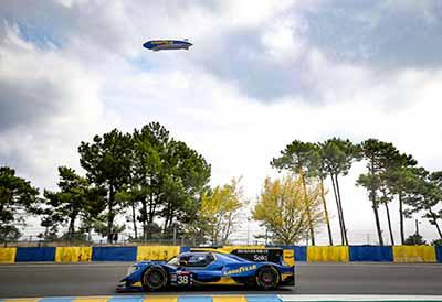 Goodyear celebra con dos pódiums su regreso a las 24H de Le Mans