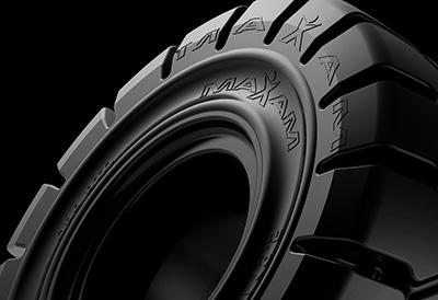 Maxam anuncia la apertura de una fábrica de neumáticos sólidos