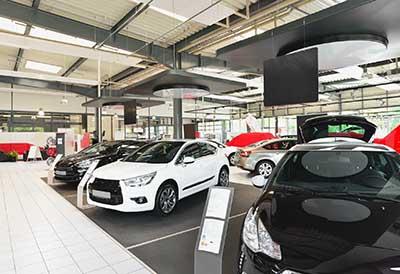Las claves de venta y reparación de vehículos en Sicur
