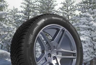 Tiresur ya comercializa el neumático 4 estaciones de Triangle