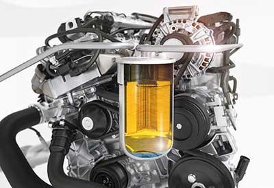 Los filtros de combustible de Bosch cumplen 90 años