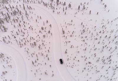 Hankook desarrolla una solución de detección de riegos en carretera