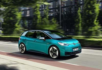 Continental proporciona conectividad y seguridad al Volkswagen ID.3 eléctrico