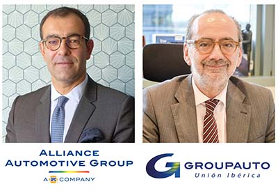 Groupauto Unión Ibérica se integra en Alliance Automotive Group