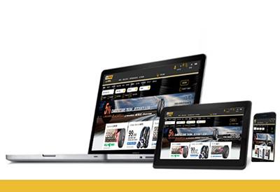 La plataforma B2B de Tiresur está personalizada para cada cliente