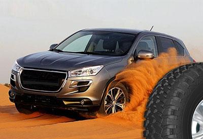 La gama 4×4 y SUV de Tiresur de las más completas del mercado