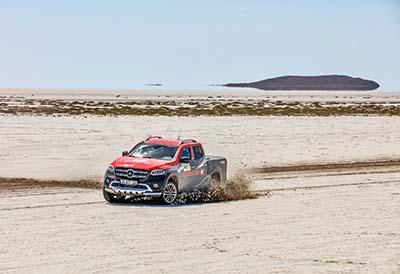 Los equipos del Rally TransAnatolia confían en Grabber AT3 de General Tire