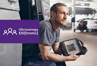 """Bosch lanza la campaña """"Programa Taller Amigo ESI[tronic]"""""""