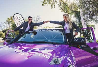 Avatel Racing Team dara la batalla en el Rally Andalucía