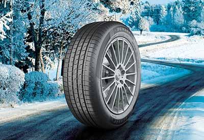 El Dunlop Sport All Season pensado para climas invernales suaves