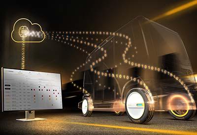Premiado el concepto de neumáticos para robotaxis eléctricos
