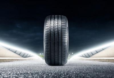 Falken ofrece cinco años de garantía en sus neumáticos