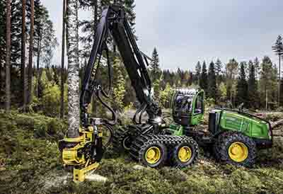 Maxam mejora su gama de neumático forestal con el MS930