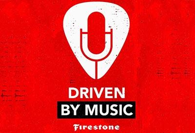 Firestone lanza el podcast 'Movidos por la música'