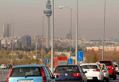 Las restricciones de movilidad en Madrid lastra la actividad del taller