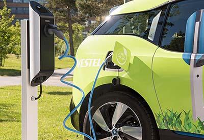 Se adjudica la licitación para cargadores de vehículos eléctricos