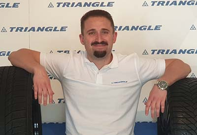 Triangle Tyre nombra dos nuevo managers para Europa