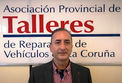 Basilio Insua, nuevo presidente de los Talleres de A Coruña