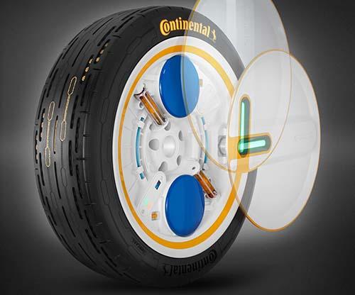 Inflar los neumáticos ¿llegará a ser cosa del pasado?