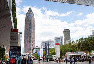 Hypermotion 2021 se celebrará junto a Automechanika Frankfurt