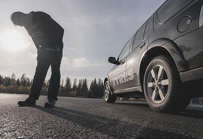 Nokian Tyres ha hecho posible batir un nuevo récord del mundo